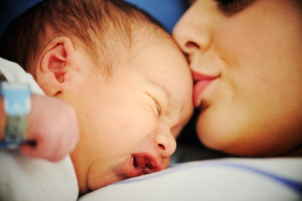 Copilul trăiește în tine și după ce îl naști