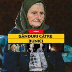 Gânduri către bunici