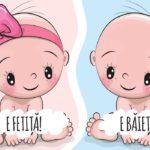 băiețel fetiță eco